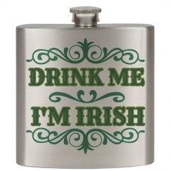 Drink Me I'm Irish