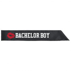 Bachelor Boy Sash