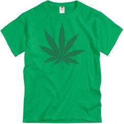 Green Stoner T-Shirt