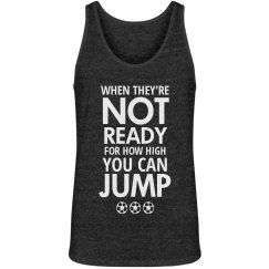 Not Ready for your Soccer Jump