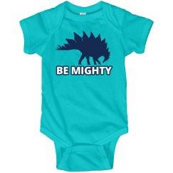 Be Mighty Kids Onesies