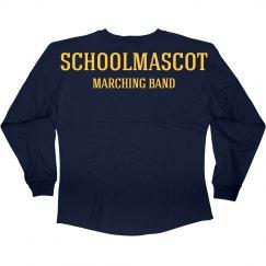 Schoolmascot Marching Band