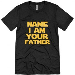 Custom I Am Your Father
