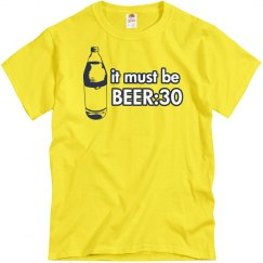 Must Be Beer:30
