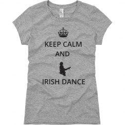 Keep Calm/Irish Dance