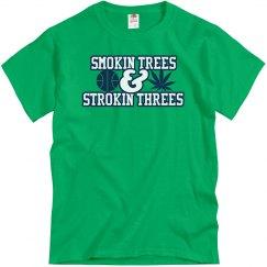 Strokin Threes
