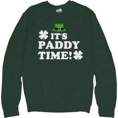 Oh It's Paddy Time St Patricks