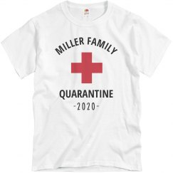 Miller Family Quarantine 2020