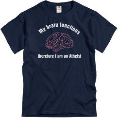 Have A Brain Atheist