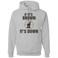 If It's Brown It's Down