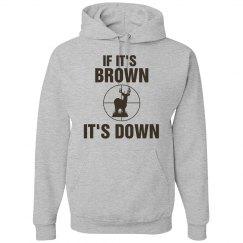If It's Brown It's Down