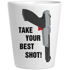 Take Your Best Shot!