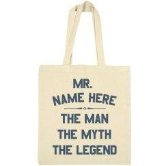 The Man The Myth The Teacher