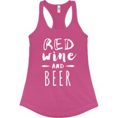 Red, Wine, Beer July 4th