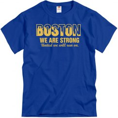 Boston We Are Strong