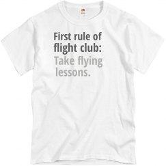 First Rule of Flight Club