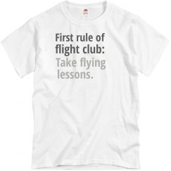 First Rule of Flight Club