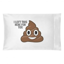 Poop Here For You