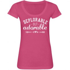 Very Adorable And Always Deplorable