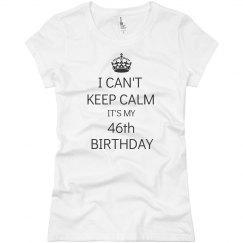 46th Birthday