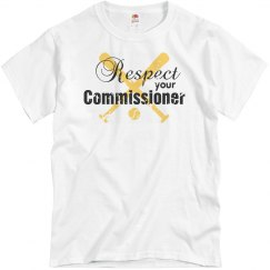 Respect Your Commissioner