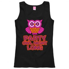 Party Owl Night Long