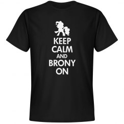 Keep Calm & Brony On