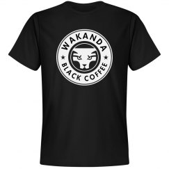 Fresh Wakanda Black Coffee