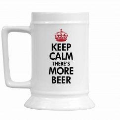 Keep Calm More Beer
