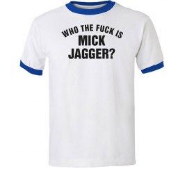 Who Is Jagger Mens Ringer