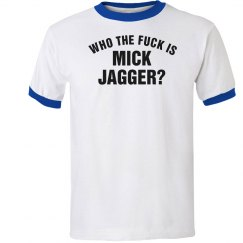Who Is Jagger Mens Ringer