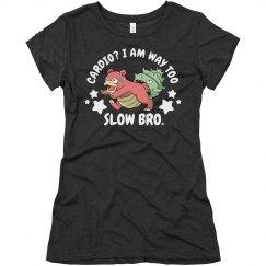 I'm Slow Bro, But I Run