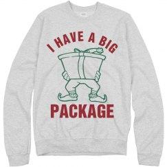 Big Christmas Package
