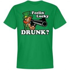 Irish Harry Feelin' Lucky