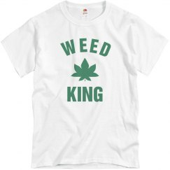 Simple Trendy Weed King