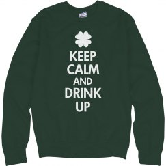Keep Calm St Patricks Day