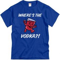 Where's The Vodka?!