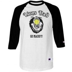 Lions Softball Dad