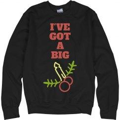 I've Got A Big Candlestick Sweater