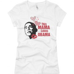 This Mama Loves Obama