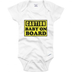 Caution/Baby On Board
