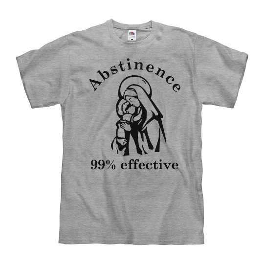 Abstinence 99% effective
