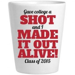 Funny Graduation Shots