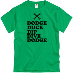 Wrench Dodge Duck Dip
