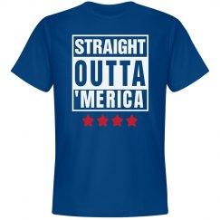 Straight Outta 'Merica