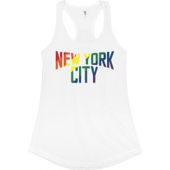 New York Women's Tank