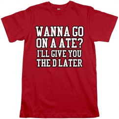 ATE OR DATE?