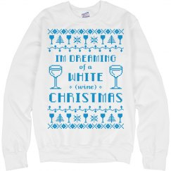 Dream'n White (Wine) Xmas