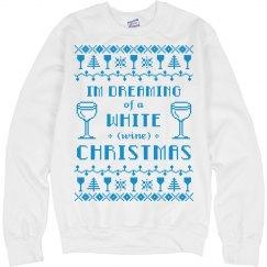 Dream'n White (Wine) Xmas