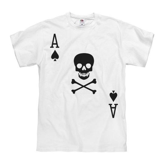 Ace Of Spades Death Card